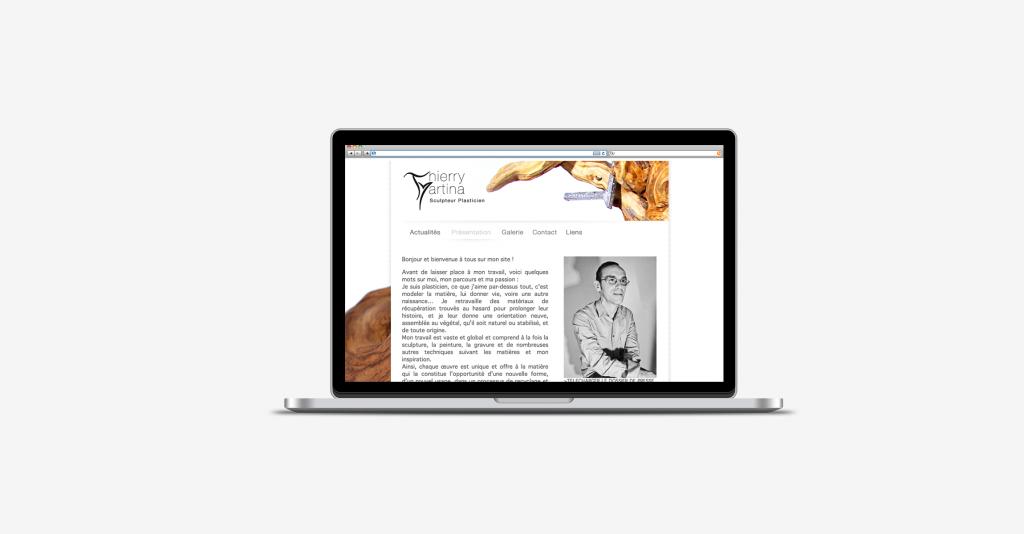 Thierry Martina / Développement et intégration HTML